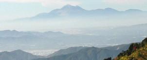 茂田井の山