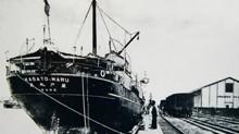 南米移民船